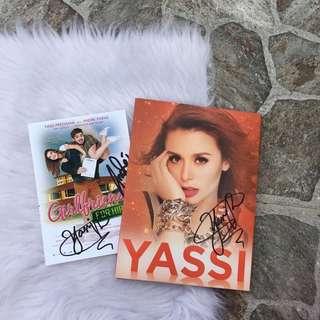 Yassi Pressman Album ( SIGNED )