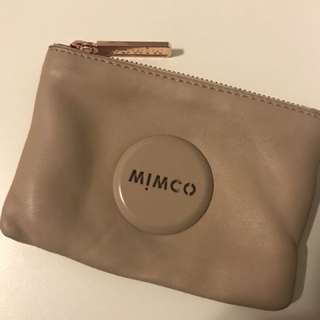 Mimco small pouch free postage