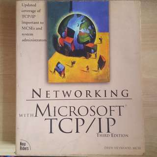 Networking with Microsoft TCP/IP