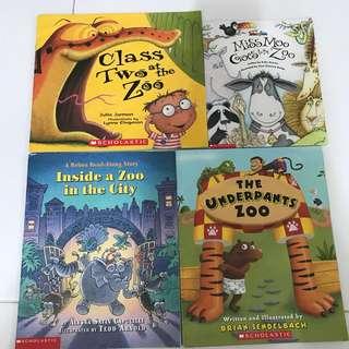 PL scholastic books