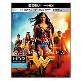4k uhd blu ray wonderwoman