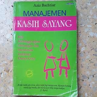 Buku Manajemen Kasih Sayang