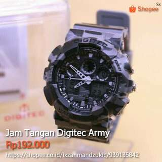 Jam Tangan Digitec Army