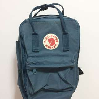 kanken navy 98%new 100%original