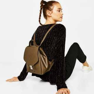 Reprice Bershka Backpack