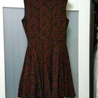 Women's blossom dress