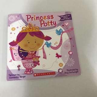 PL princess potty