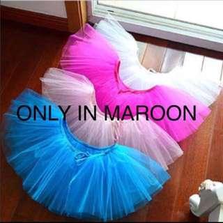 Ballerina tutu skirt