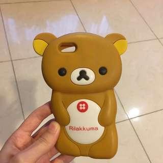 Rilakkuma IPhone 5S Case