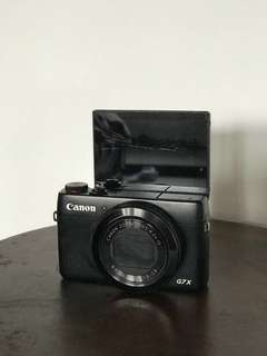 Canon G7x mark I