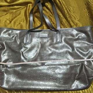 Auth Gucci big bag