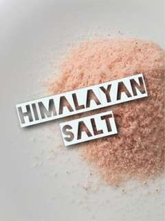 FINE & FOOD GRADE Himalayan Salt 150 grams