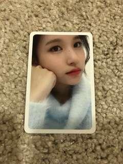 [WTT/WTS] Mina Twicetagram Photocard (Selfie Ver.)