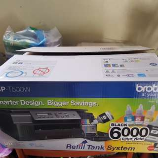 BROTHER INKJET PRINTER DCP-T500W