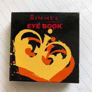 RIMMEL Eye Book Eye shadow
