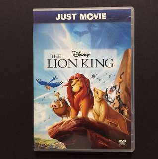 LION KING (dvd)