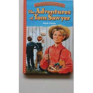 Children's Book : The Adventures of Tom Sawyer ( Mark Twain)