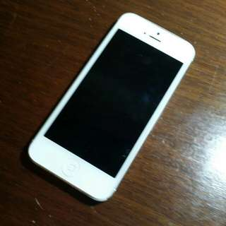 Iphone 5 not (working)