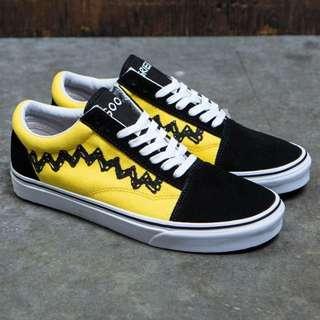 Vans Oldskool x Peanuts Snoopy Streetwear