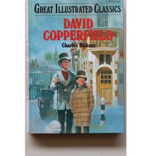 Children's Book : David Copperfield ( Charles Dickens)