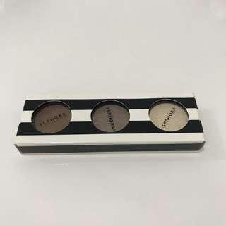 Sephora eyeshadow pans