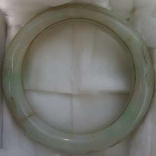 Jade bangle original