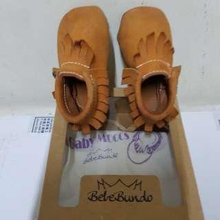 Baby Moccasins from BebeBundo