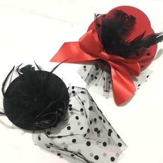 Gothic Mini Hat