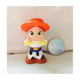 Toy Story - Jessie - Vinyl Toy