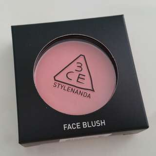 《New》3CE Cotton Candy Blusher
