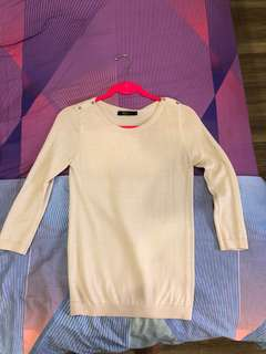 G2000 Nude Knit Top