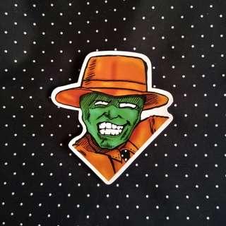 Mask Sticker (B3)