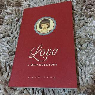 RESERVED - Love and Misadventure