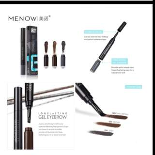 Menow Long lasting Gel Eyebrow