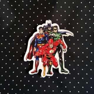 D.C Sticker (B3)