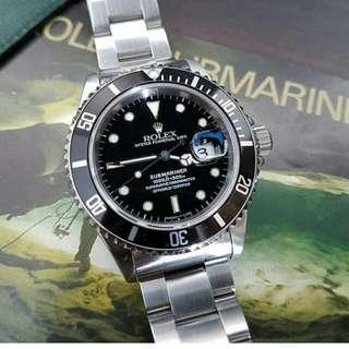 👉PRE💖 ROLEX Submarine Automatic # d2e