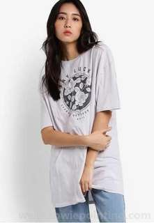 Factorie My BFF Graphic Tunic Tee
