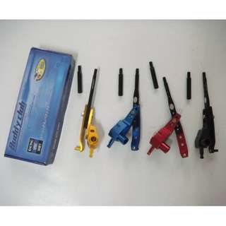 Buddy Club Wira, Satria & Putra short shifter  BLUE color model 36235