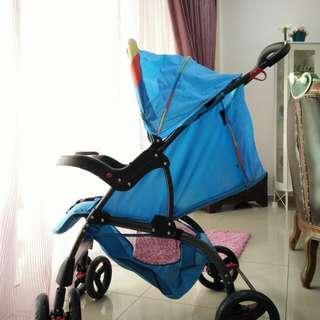 Sweetheart Paris Stroller