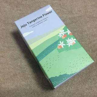 Innisfree jeju tangerine flower kit