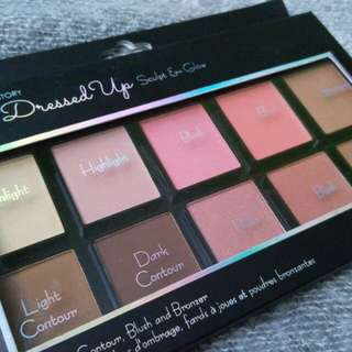 Color Story All Dressed Up Sculpt & Glow
