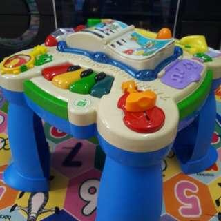 Leapfrog Music Table