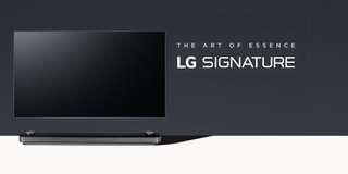 🔱LG Signature OLED 65W7T
