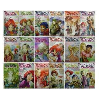Witch Comics Magazine, Set of 39 w/ Freebies