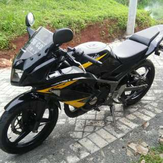 Kawasaki Ninja rr 2014akhir