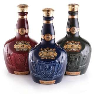 Royal salute 21years old 1L