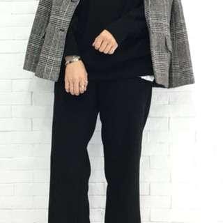 韓國格仔外套