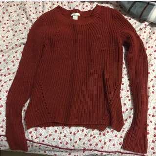 🚚 H&M 針織毛衣