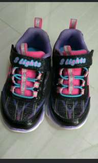 Sketchers Covered Shoes