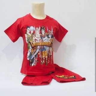 Stelan merah warrior 1
